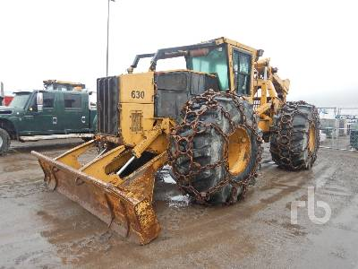 1999 TIGER CAT 630 4x4 Grapple Skidder