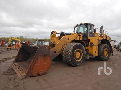 2015 CATERPILLAR 988K Wheel Loader