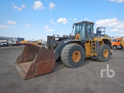 2014 JOHN DEERE 844K Series II Wheel Loader