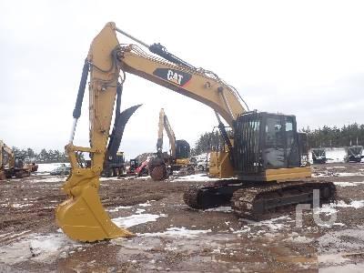 2017 CATERPILLAR 325FL Hydraulic Excavator