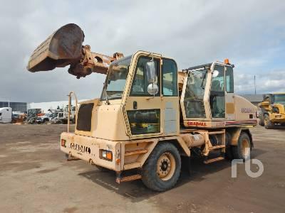 GRADALL XL3100 Mobile Excavator