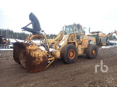 1988 CASE W30ZF Wheel Loader