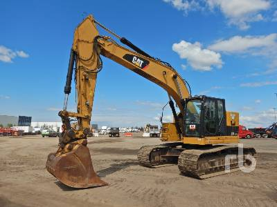 2012 CATERPILLAR 328DL CR Hydraulic Excavator