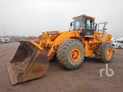 2005 HYUNDAI HL7803A Wheel Loader