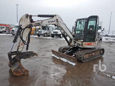 2006 BOBCAT 435HAG Mini Excavator (1 - 4.9 Tons)