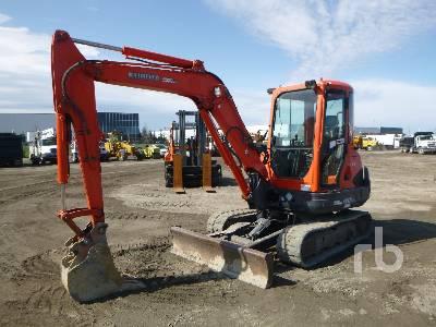 2007 KUBOTA KX121-3 Mini Excavator (1 - 4.9 Tons)