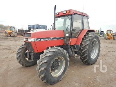 1990 CASE IH 5140 Maxxum MFWD Tractor