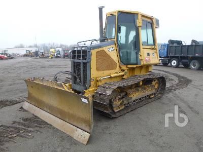 2000 JOHN DEERE 550H Crawler Tractor