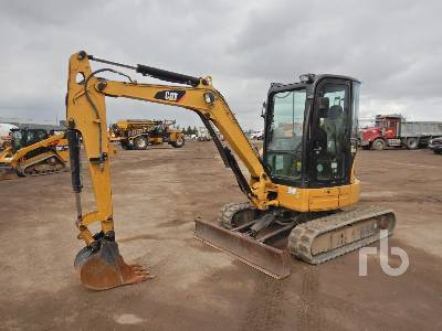 2011 CATERPILLAR 304D CR Mini Excavator (1 - 4.9 Tons)
