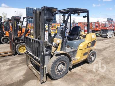 CATERPILLAR DP40N1 7550 Lb Forklift