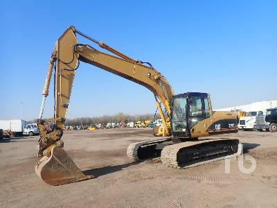 2004 CATERPILLAR 320CL L Hydraulic Excavator