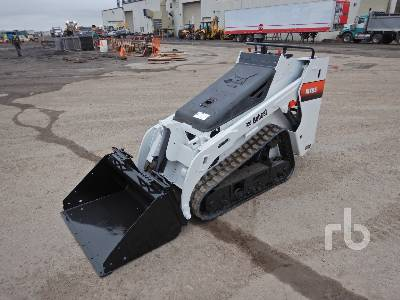 2017 BOBCAT MT85 Walk Behind Compact Track Loader