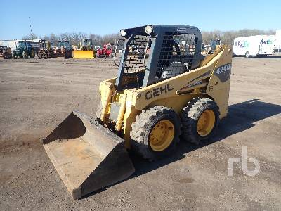 2011 GEHL 4240E Skid Steer Loader