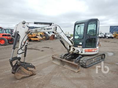 2008 BOBCAT 430AG Mini Excavator (1 - 4.9 Tons)