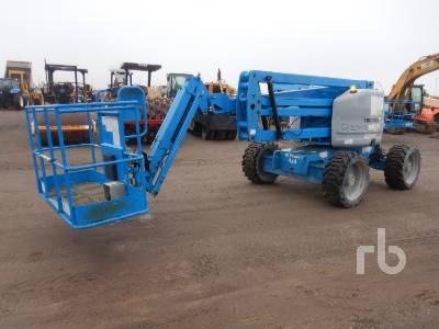 2012 GENIE Z45/25J 4x4 Articulated Boom Lift
