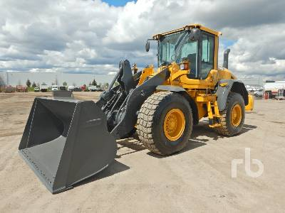 2014 VOLVO L70G Wheel Loader