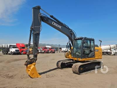 2013 JOHN DEERE 130G Hydraulic Excavator