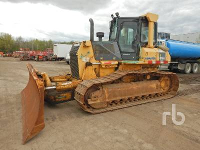 2007 KOMATSU D61PX-15 Crawler Tractor