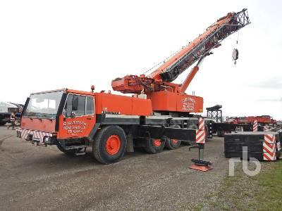 1997 LIEBHERR LTM1160-2 190 Ton 10x6x10 All Terrain Crane
