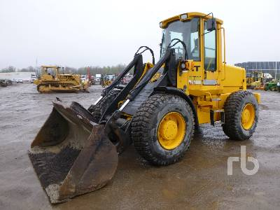 1999 JCB 416 Integrated Tool Carrier