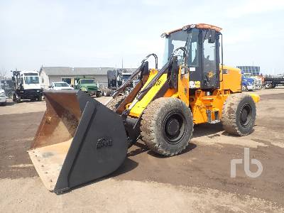 2008 JCB 416HT Wheel Loader