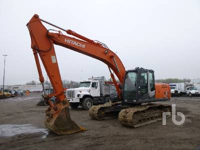 2012 HITACHI ZX200LC-3 Hydraulic Excavator