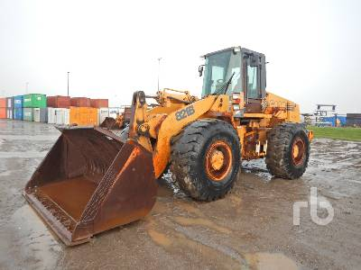 1996 CASE 821B Wheel Loader
