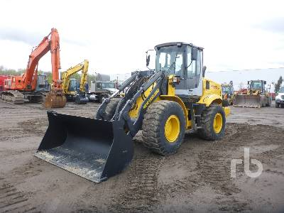 2004 NEW HOLLAND W130 Integrated Tool Carrier