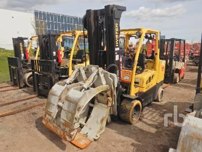 2014 HYSTER S120FTPRS 9000 Lb Forklift