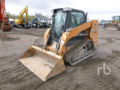 2013 CASE TR270 Compact Track Loader