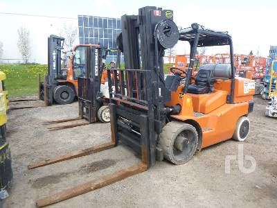 2001 HYSTER F160 Electric Forklift