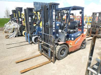 2016 HELI CPY025-RC3G Forklift