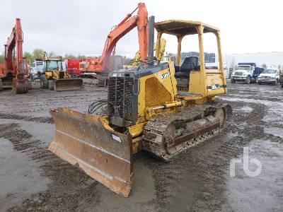 2000 JOHN DEERE 450H LT Crawler Tractor