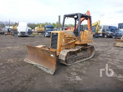 2001 CASE 650H Crawler Tractor