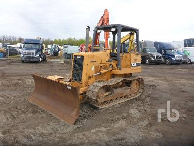 2002 CASE 650H Crawler Tractor
