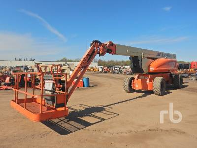 2012 JLG 1250AJP 4x4 Articulated Boom Lift