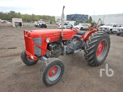 1961 MASSEY FERGUSON 65 2WD Tractor
