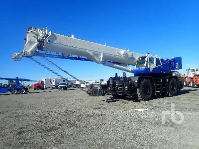 2015 TADANO GR1000XL-3 4x4x4 Rough Terrain Crane