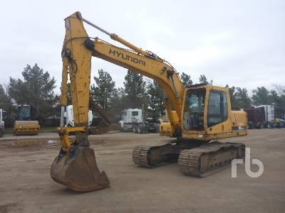 2006 HYUNDAI R160LC-7 Hydraulic Excavator