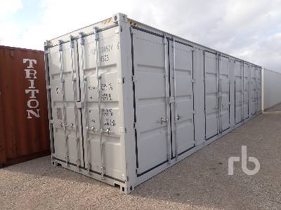 2020 ZHW 40 Ft High Cube Container