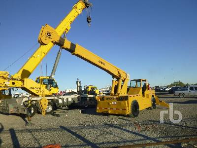 GROVE IMD-1012 17.5 Ton Carry Deck Crane