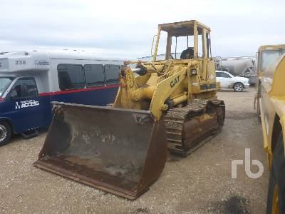 1988 CATERPILLAR 963 LGP Crawler Loader