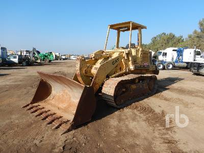 1989 CATERPILLAR 953 Crawler Loader