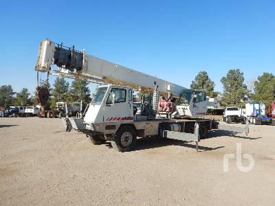 1998 TEREX T340 40 Ton T/A Hydraulic Truck Crane