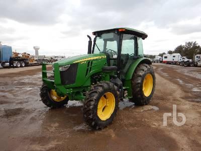 2019 JOHN DEERE 5100E MFWD Tractor