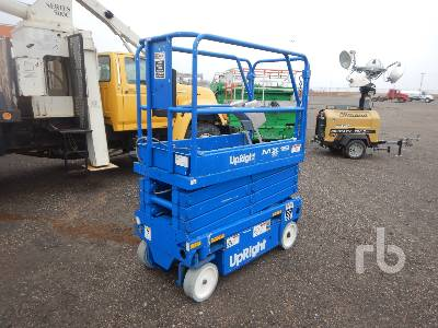 UPRIGHT MX19 19 Ft Electric Scissorlift