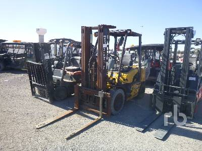 2010 HYUNDAI 30D-7E PARTS ONLY Forklift Parts/Stationary Construction-Other