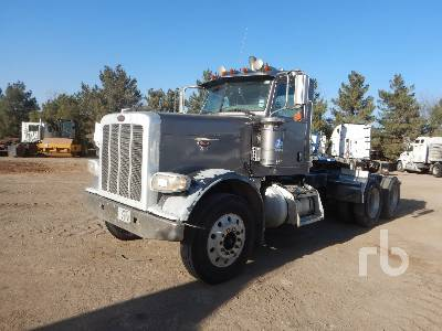 2008 PETERBILT 388 Day Cab Truck Tractor (T/A)