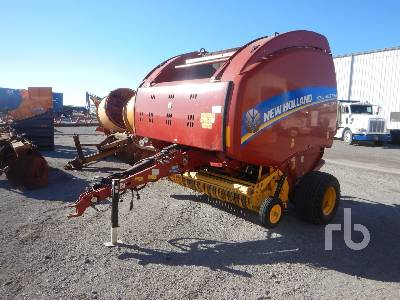 2017 NEW HOLLAND 560RB Round Baler