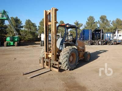 2000 CASE 586G Rough Terrain Forklift
